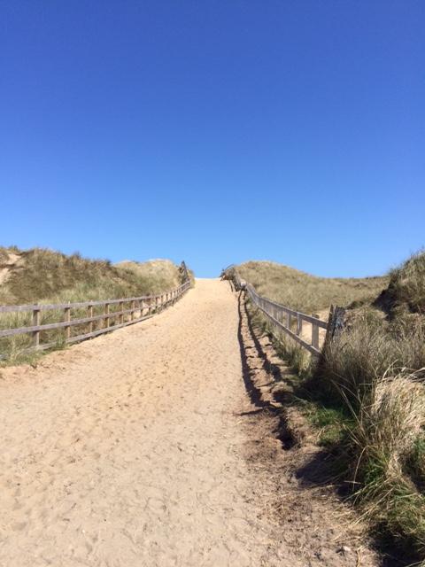 Horsey Beach, Norfolk